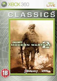 Call of Duty: Modern Warfare 2: Classics (Xbox 360)