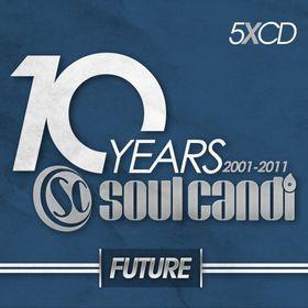 Soul Candi 10 - Set 2 Future  (5CD)