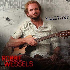Robbie Wessels - Kaalvoet (CD)