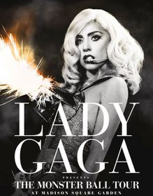 Lady Gaga - The Monster Ball Tour At Madison Square Garden (DVD)