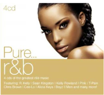 Pure... R&B - Various Artists (CD)