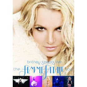 Spears Britney - Britney Spears Live: The Femme Fatale Tour (DVD)
