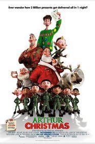 Arthur Christmas (3D & 2D Blu-ray)