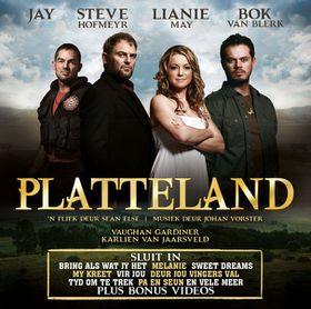 Platteland - Various Artists (CD)
