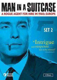 Man in a Suitcase Set 2 - (Region 1 Import DVD)