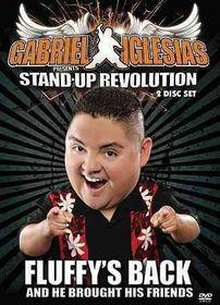 Gabriel Iglesias Presents:Stand up Re - (Region 1 Import DVD)