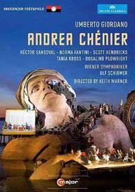 Giordano:Andrea Chenier - (Region 1 Import DVD)