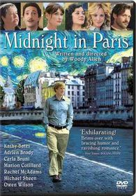 Midnight in Paris - (Region 1 Import DVD)