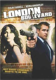 London Boulevard - (Region 1 Import DVD)