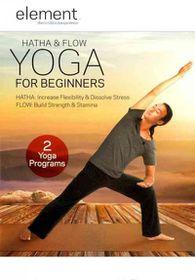 Element:Hatha & Flow Yoga for Beginne - (Region 1 Import DVD)