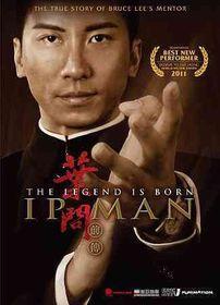 Legend is Born:Ip Man - (Region 1 Import DVD)
