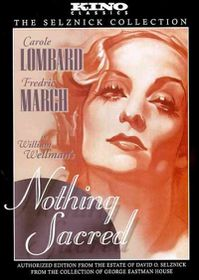Nothing Sacred - (Region 1 Import DVD)