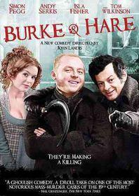 Burke & Hare - (Region 1 Import DVD)
