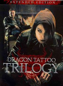 Dragon Tattoo Trilogy:Extended Editio - (Region 1 Import DVD)