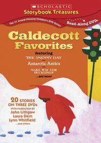 Caldecott Favorites Featuring the Sno - (Region 1 Import DVD)