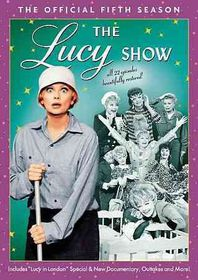 Lucy Show:Official Fifth Season - (Region 1 Import DVD)