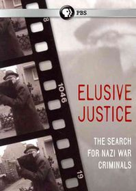 Elusive Justice:Search for Nazi War C - (Region 1 Import DVD)