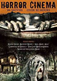 Horror Cinema Collection Vol 2 - (Region 1 Import DVD)