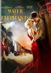 Water for Elephants - (Region 1 Import DVD)