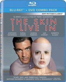 Skin I Live in (Combo) - (Region A Import Blu-ray Disc)