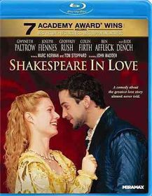 Shakespeare in Love - (Region A Import Blu-ray Disc)