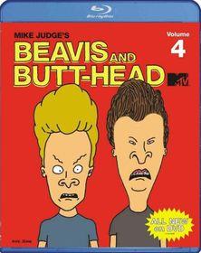 Beavis & Butt Head:Mike Judge Vol 4 - (Region A Import Blu-ray Disc)