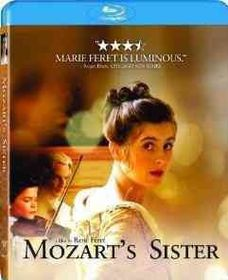Mozart's Sister - (Region A Import Blu-ray Disc)
