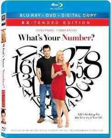What's Your Number - (Region A Import Blu-ray Disc)
