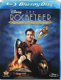 Rocketeer (20th Anniversary Edition) - (Region A Import Blu-ray Disc)