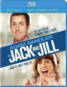 Jack and Jill (Combo) - (Region A Import Blu-ray Disc)