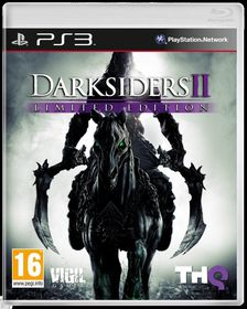 Darksiders II: Limited Edition (PS3)