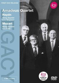 Haydn/Mozart:String Quartets - (Region 1 Import DVD)