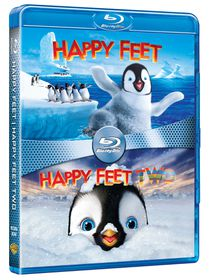 Happy Feet & Happy Feet 1 & 2: Collection (Blu-ray)