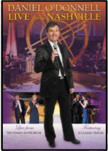 Daniel O'donnell - Live From Nashville (DVD)