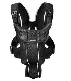 Babybjorn - Baby Carrier Synergy Black