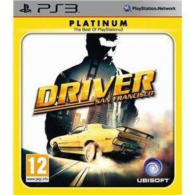 Driver San Francisco (PS3 Platinum)