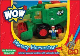WOW - Harvey Harvesty