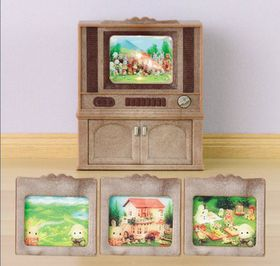 Sylvanian Family - Luxury Color TV