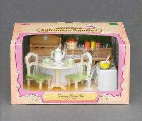 Sylvanian Family Dining Room Set