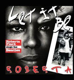 Roberta Flack -  Let it be Roberta (CD)
