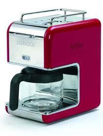 Kenwood - kMix Coffee Maker - Red