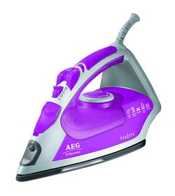 AEG - Glissium 4 Safety Feature Steam Spray Iron - 2100 Watt
