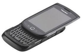 Blackberry 9800 Torch - Hard Shell - Black