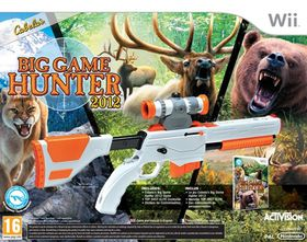 Cabela's Big Game Hunter 2012 Bundle (Wii)
