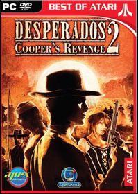 Desperados 2: Cooper's Revenge (PC DVD)