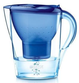 Brita - Marella Cool 2-4 L Water Filter Jug - Blue