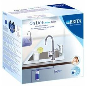 Brita - On Line Active Water Filter Kit