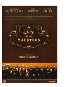 Café de los maestros (DVD)
