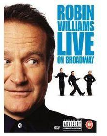 Robin Williams - Live On Broadway 2002 (DVD)