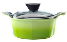 Neoflam - 20cm Casserole - High Green